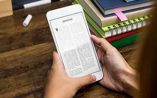 Aplikasi Baca Novel Online di Android iPhone
