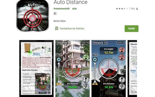 Auto Distance