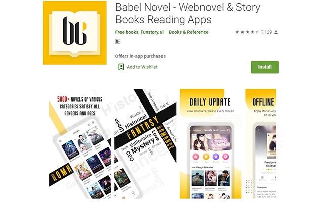 Babel Novel 1