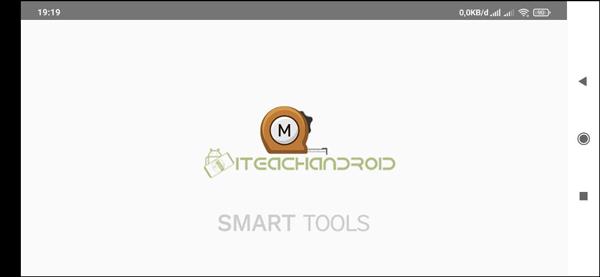 Buka Aplikasi Smart Measure