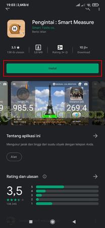 Download Aplikasi Smart Measure