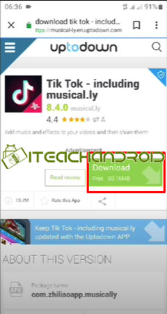 Download Aplikasi TikTok 8.4.0