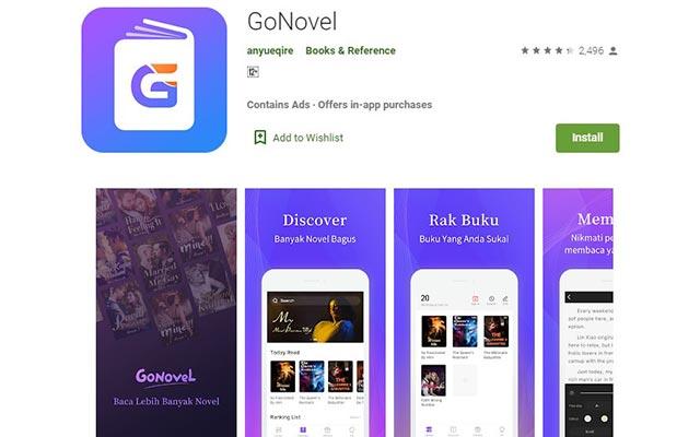 GoNovel