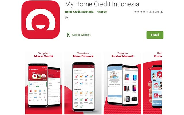 My Home Credit