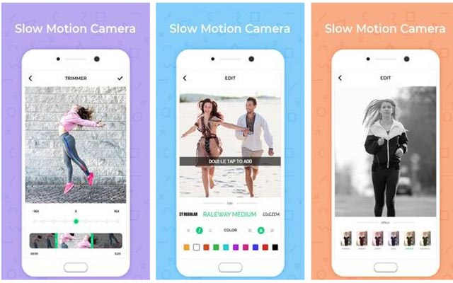 Slow Motion Cam Video Recorder