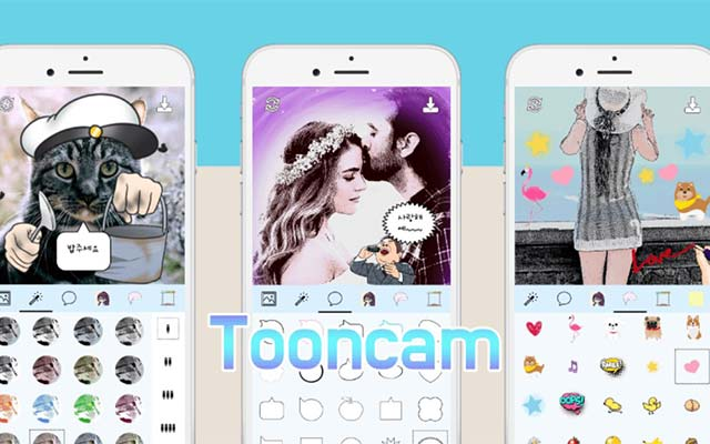 Tooncam