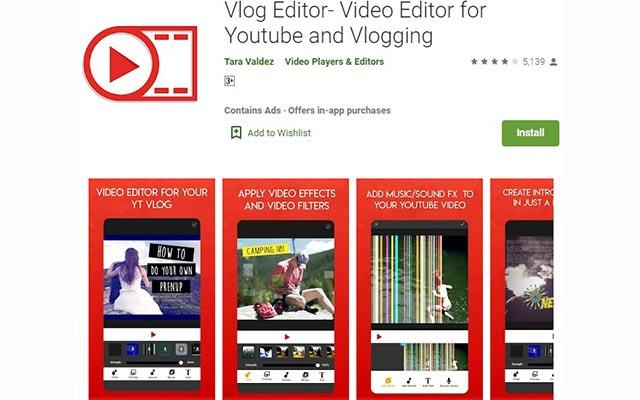 Vlog Editor