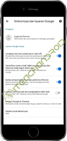 12 Cara Mengganti Akun Google Chrome Di Android Tanpa Hapus Data