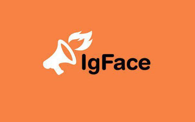 Menggunakan IgFace