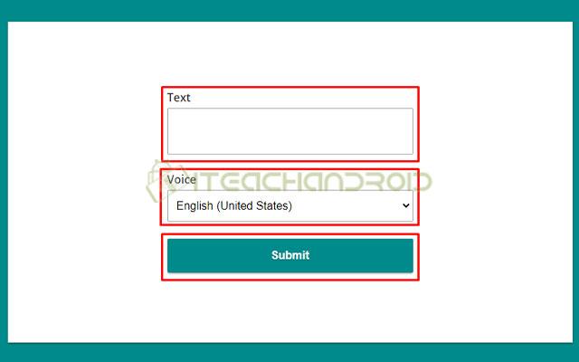1. Membuat Text to Mp3 via Soundoftext.com