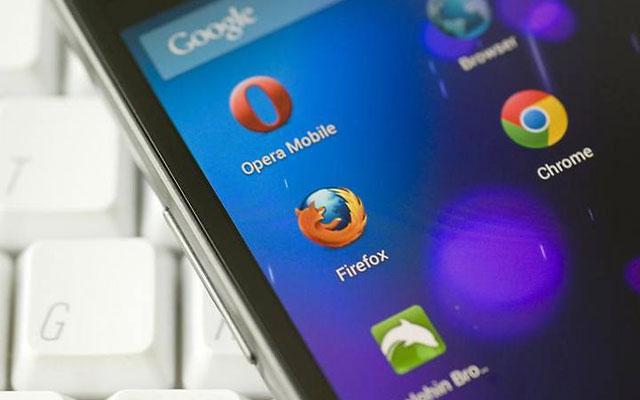 11. Periksa Web dan Aplikasi yang digunakan