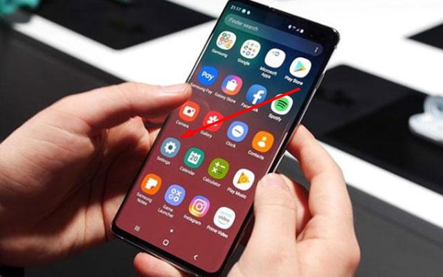 2. Buka Pengaturan Android