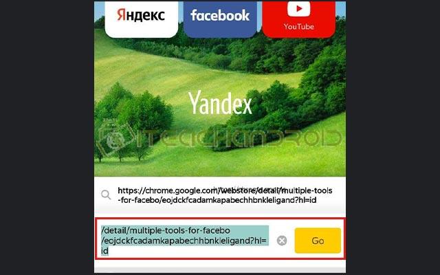 2. Install Ekstensi di Google Chrome