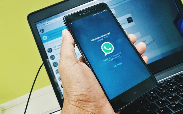 2. Putuskan WhatsApp Web dari Seluruh Perangkat yang Terhubung
