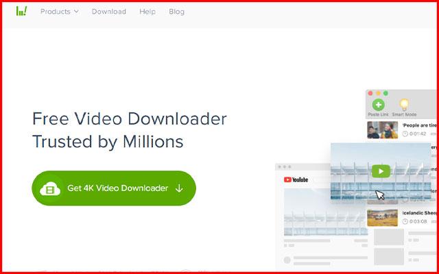 5. Menyimpan Video FB ke Galeri via 4Kdownload.com
