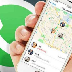 Cara Mengetahui Lokasi Orang Lain Lewat WhatsApp
