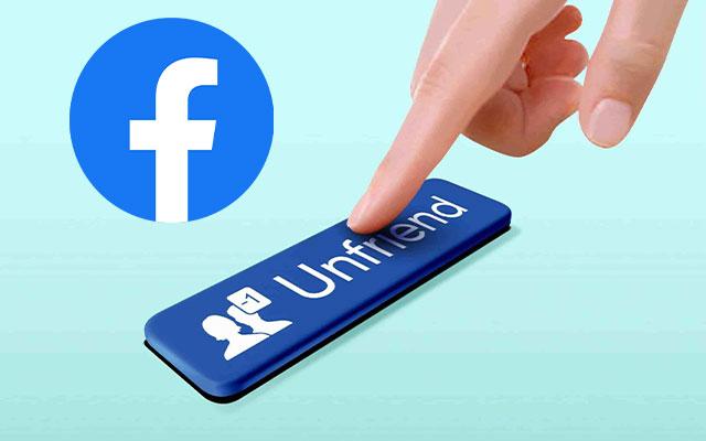 Cara Unfriend FB Massal di Android