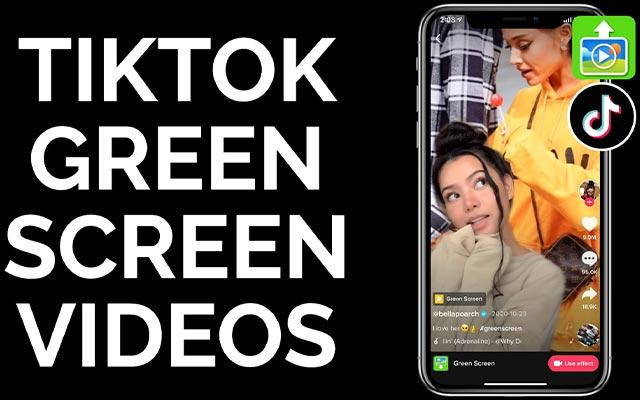 3. Green Screen Video
