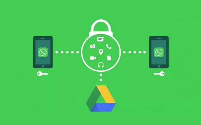 Cara Menyadap WhatsApp lewat Google Drive