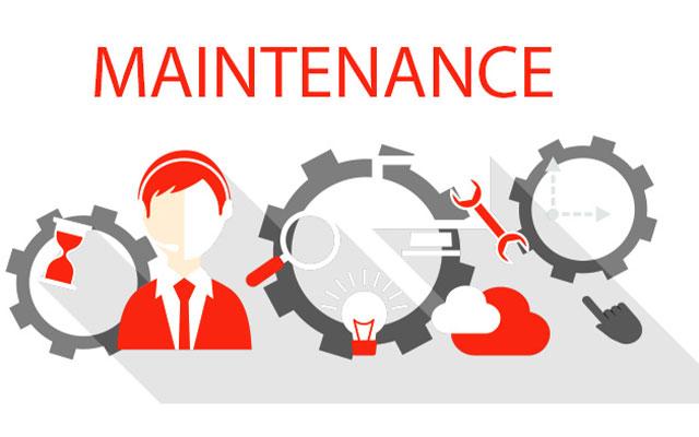 2. Tunggu Server Maintenance Berakhir