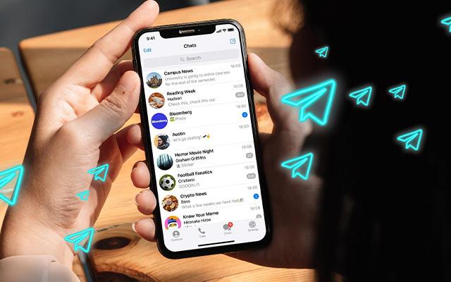 Cara Mengatasi Telegram Tidak Bisa Kirim Pesan