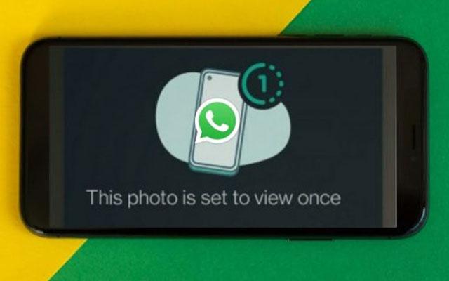 Cara Kirim Foto Sekali Lihat di WhatsApp