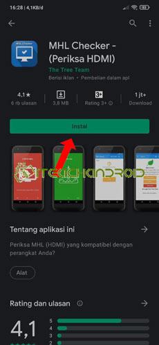 1. Unduh Aplikasi MHL Checker