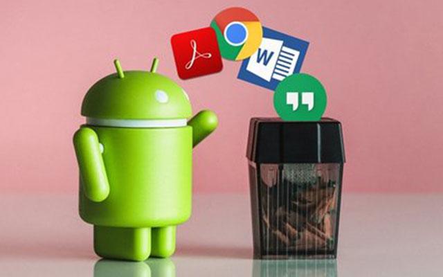 7. Hapus Aplikasi Tidak Digunakan